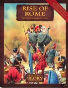 Osprey: Field of Glory Companion 1 Rise of Rome
